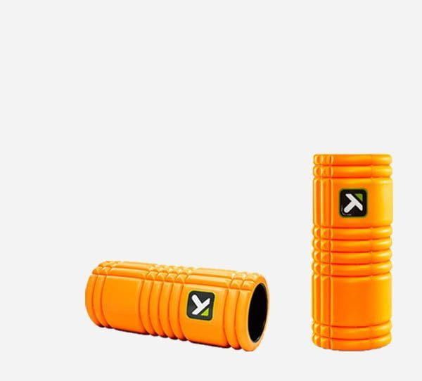 GRID orange foam roller